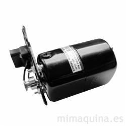 Motor exterior para máquinas de coser negro