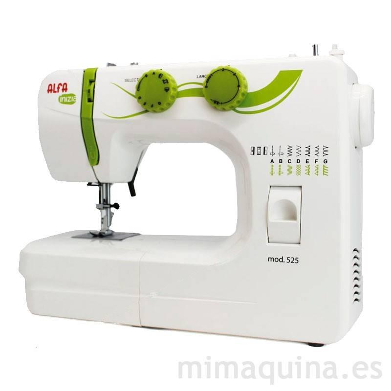 Alfa Inizia maquina de coser