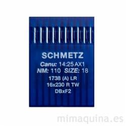 Agujas Schmetz 1738 110 LR