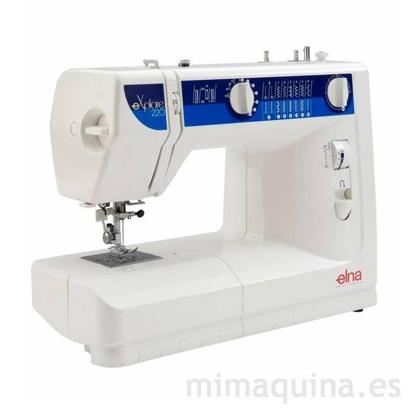 máquina de coser Elna 220
