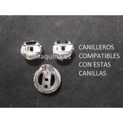 canillas Sigma 170 y Singer 801Z2