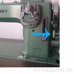 maquina de coser refrey 427