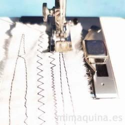 Guía magnética para costura en maquinas de coser domésticas
