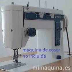 Maquina de coser Sigma 161