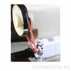 detalle Correas para motor maquina de coser