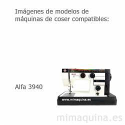 Maquina de coser Alfa 3940