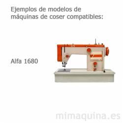 Maquinas de coser Alfa 1680