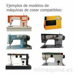 Maquinas de coser Alfa 1680, Alfa 109, Alfa 3940