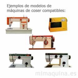 Maquinas de coser Alfa 3940, Alfa 3242, Alfa 1680, Alfa 1140