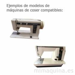 Maquinas de coser Sigma161 y Sigma 2000